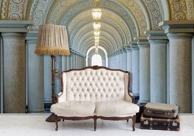 Interior 8-PART MURAL