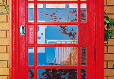 00549 Telephone Box