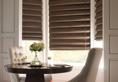 Roman Window Blinds-Alif Interiors Islamabad