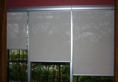 Semi Darkout-Roller Blinds-Alif Interiors