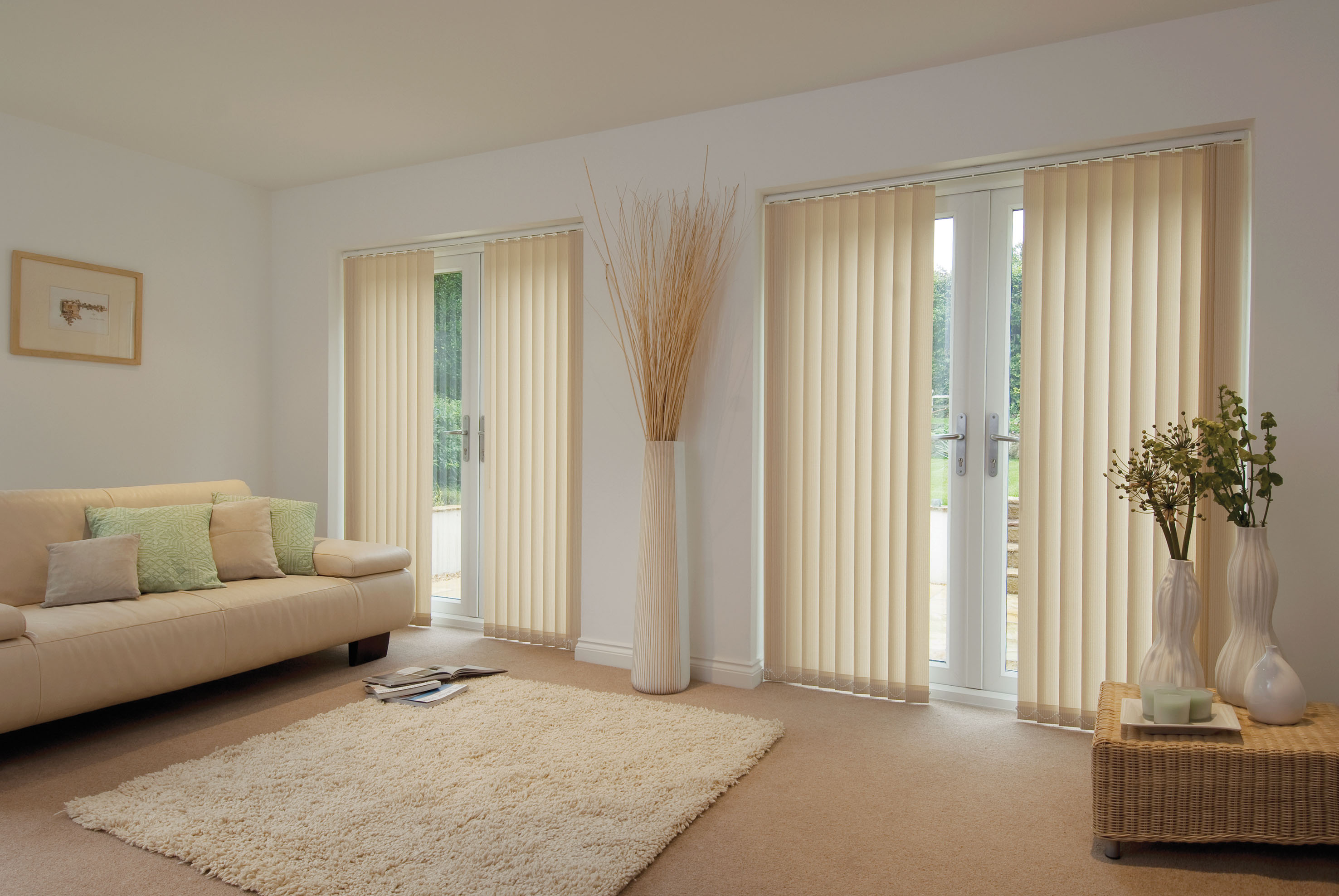 vertical blinds radiant blind by