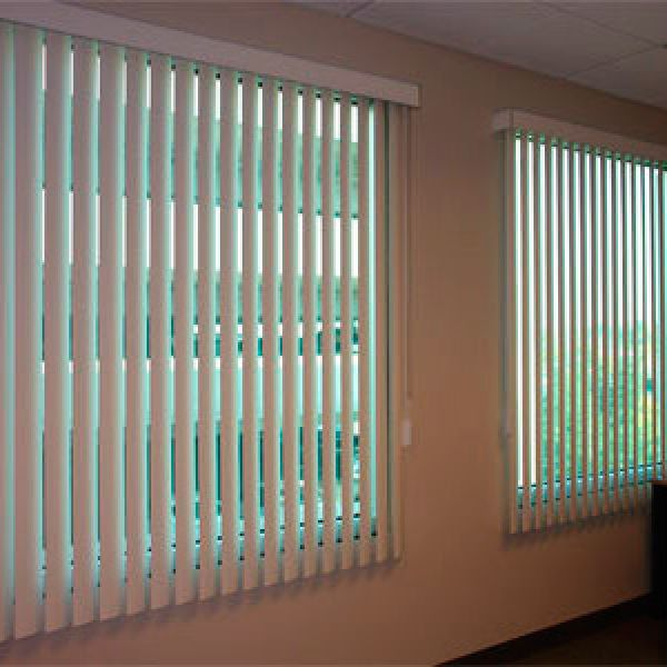 Vertical Blinds Give Your Windows Doors A New Look