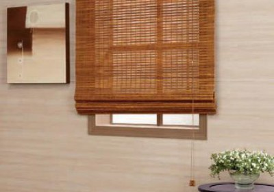 Wooden Blinds-1-Alif Interiors Rawalpindi