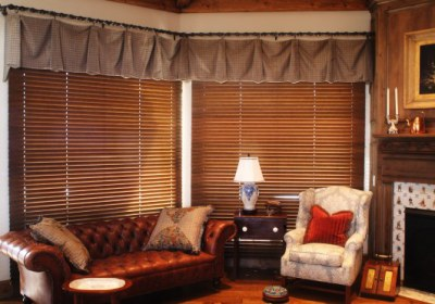 Wooden Blinds-2 Inch-Alif Interiors-Pakistan