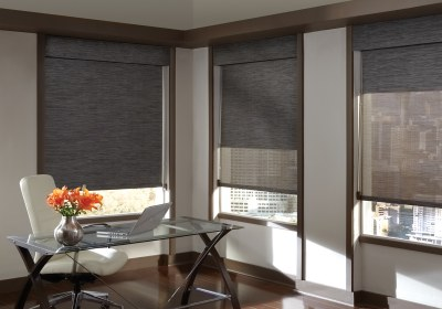 Semi and Darkout Roller Blinds